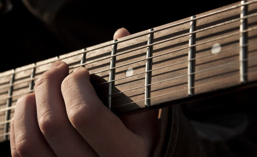 På en musikefterskole vil der være en masse musik i dagligdagen