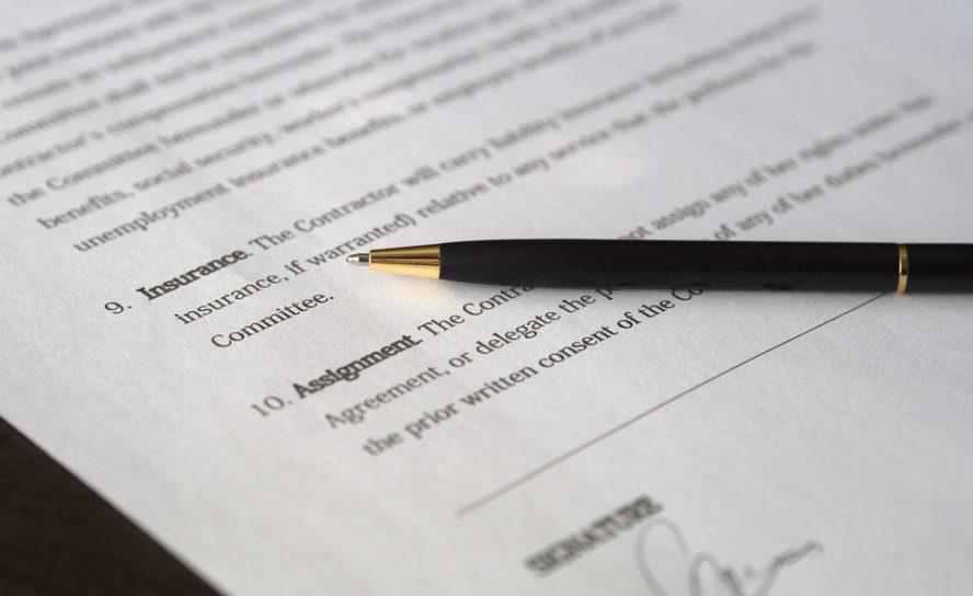 Værd at vide, når du skal skrive kontrakt
