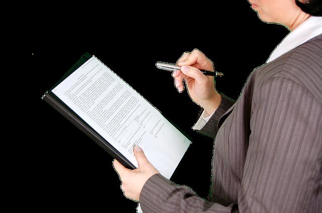 Sådan sikrer du dig den korrekte kontrakt